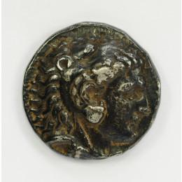 Tetradrachma Aleksander Wielki Awers