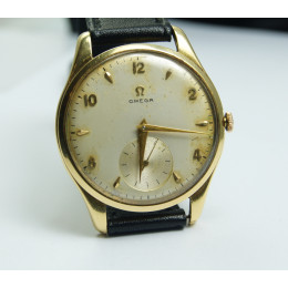 Zegarek złoty OMEGA