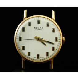 Zegarek złoty POLJOT