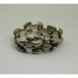 Bransoleta srebrna